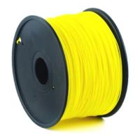 gembird pla plastic filament gia 3d printers 3 mm yellow photo