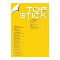 etiketes inkjet laser copy 70x297 100 fylla 3000 temaxia topstick photo