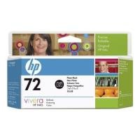 gnisio melani hewlett packard no 72 vivera fotografiko mayro photo black 130ml me oem c9370a photo