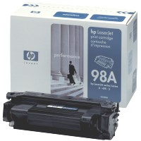 gnisio toner drum hewlett packard me oem 92298a photo