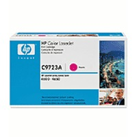 gnisio hewlett packard magenta toner me oem c9723a photo