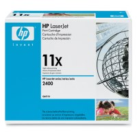 gnisio hewlett packard black toner no 11x me oem q6511x photo