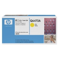 gnisio hewlett packard yellow print cartridge me colorsphere toner me oem q6472a photo