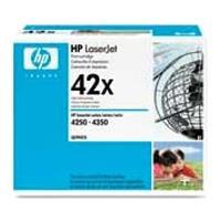 gnisio hewlett packard black toner me oem q5942x photo