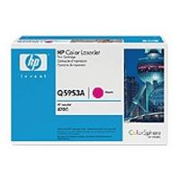 gnisio hewlett packard magenta print cartridge me colorsphere toner me oem q5953a photo