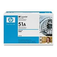 gnisio hewlett packard black toner me oem q7551a photo
