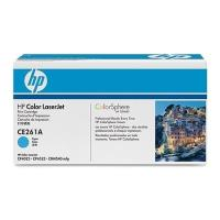 gnisio hewlett packard cyan toner me oem ce261a photo