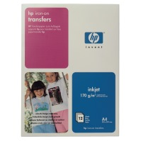 gnhsio xarti hewlett packard iron on t shirt transfers a4 12 fylla me oem c6050a photo