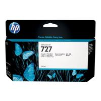 gnisio melani hewlett packard no727 gia dj t1500 2500 920 photo black 130ml oem b3p23a photo