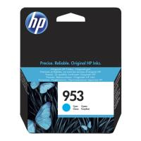 gnisio melani hewlett packard no 953 gia officejet pro 8210 cyan oem f6u12ae photo