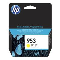 gnisio melani hewlett packard no 953 gia officejet pro 8210 8218 yellow oem f6u14ae photo