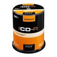 intenso 1001126 cd r intenso 700mb 1001126 100pcs photo