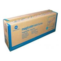 gnisio konicaminolta drum unit magicolor 8650 cyan oem a0de0jh photo