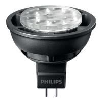 lamptiras led philips master ledspotlv 65w gu53 827 mr16 36d photo