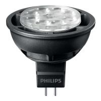 lamptiras led philips master ledspotlv d 65w gu53 840 mr16 3 d photo