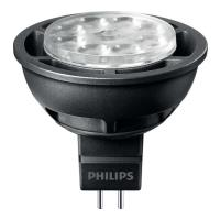 lamptiras led philips master ledspotlv d 65w gu53 827 mr16 24d photo