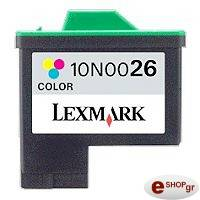 gnisio melani lexmark egxromo colour me oem 10n0026 photo