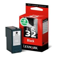 gnisio melani lexmark mayro black no 32 me oem 18cx032e photo