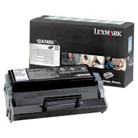 gnhsio toner lexmark mayro black me oem 12a7405 photo