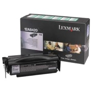 gnisio toner lexmark mayro black me oem 12a8420 photo