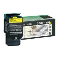 gnisio toner lexmark kitrino yellow me oem c540h1yg photo