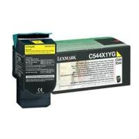 gnisio toner lexmark kitrino yellow me oem c544x1y photo