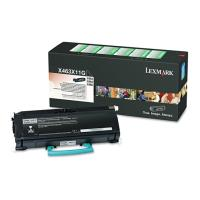 gnisio toner lexmark mayro black extra high capacity me oem x463x11g photo