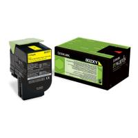 gnisio lexmark toner 80c2xy0gia cx510de dhe dthe yellow very high capacity oem 80c2xy0 photo