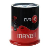 maxell dvd r 47 16x cakebox 100pcs photo