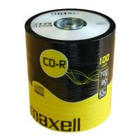 maxell cd r 700mb 80min 52x shrink pack 100pcs photo