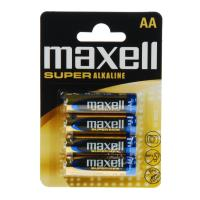 mpataries maxell super alkaline 3a 4 tem photo
