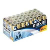 mpataries maxell alkaline aa 32pack photo