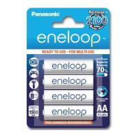 PANASONIC ENELOOP+BOX BK-3MCCE AA 1900MAH 4ΤΕΜ είδη γραφείου   μπαταρίες   φορτιστές