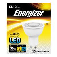 lamptiras energizer led spot gu10 5w 3000k photo