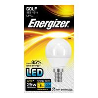 lamptiras energizer led spot e14 34w 2700k photo