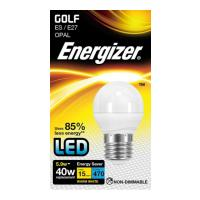 lamptiras energizer led spot e27 59w 2700k photo