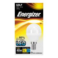 lamptiras energizer led spot e14 59w 2700k photo
