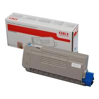 gnisio oki toner c710 c711 cyan oem 44318607 photo