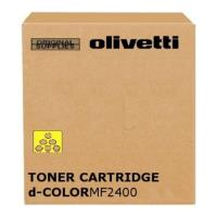 gnisio olivetti toner b1008 gia d color mf 2400 yellow oem b1008 photo