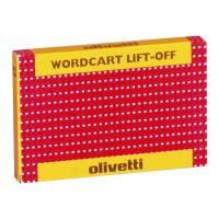 gnisia olivetti melanotainia 80673 gia wordcard lift off oem 80673 photo