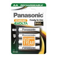 mpataria panasonic rechargeable accu power 2450mah aa 4 tem photo