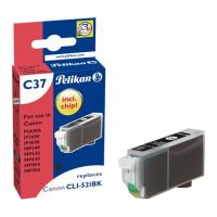 pelikan c37 symbato me canon cli 521 black photo