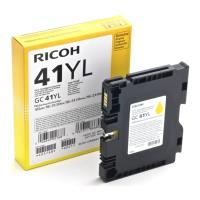 gnisio ricoh toner gc 41 gia sg2100n sg3110dn 3110dnw yellow lc oem 405768 photo