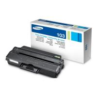 gnisio toner samsung black high capacity me oem mlt d103l photo