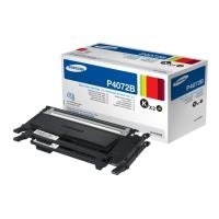 gnisio samsung toner twin pack gia clp 320 clp 325 clx 3185 black oem clt p4072b photo