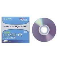 sony dmr 60 28gb 8cm dvd r 1pcs photo