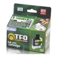melani tfo b 1000bx symbato me brother lc1000bk 30ml photo