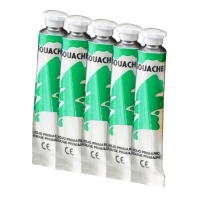 tempera toy color veronese green 5tem 12ml photo