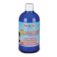 tempera superwashable mpoykali cobalt blue 500ml photo