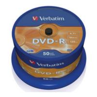 verbatim dvd r 16x 47gb cakebox 50pcs photo